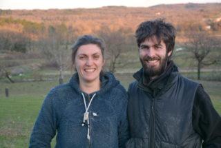 Aurore Evrard et Jonathan Ruthmann @ Aurore Evrard